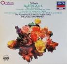 J.S.Bach Suite №2 & 3