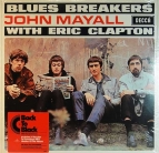 John Mayall with Eric Clapton Blues breakers