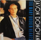 Jason Donovan - Too many broken hearts