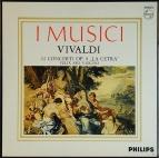 А. Вивальди -  La cetra op.9