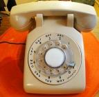 Western Electric Bell System телефонный аппарат