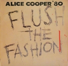 "Alice Cooper - ""Flush the fashion"""