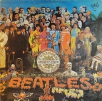 Beatles The Револьверъ, Оркестр клуба одиноких сердец сержанта Пепера