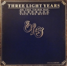 "Electric Light Orchestra - ""Three light years"""