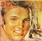 Elvis Presleys 50 x The King  Greatest songs by Danny Mirror & the Jordanaires