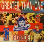 G - force - Greater than one