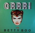"Betty Boo - ""GRRR!"""