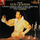 В.А. Моцарт Don Giovanni