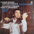 Владимир Спиваков  играет и дирижирует