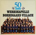Werkskapelle  borregaard villach 50 Jahre
