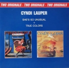 "Cyndi Lauper - ""Two originals"""