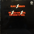 "Black Sabbath - ""We sold our soul for rock'n'roll"""